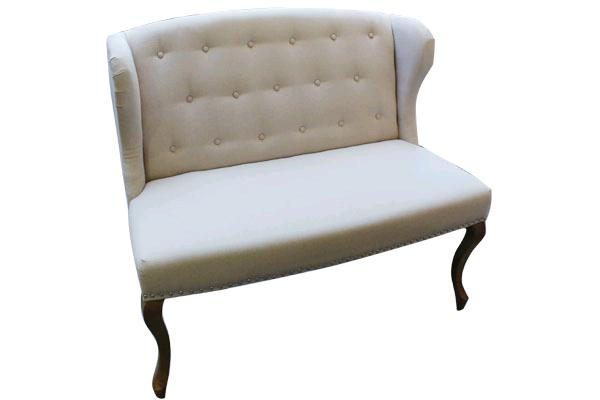Tufted Cameron Loveseat