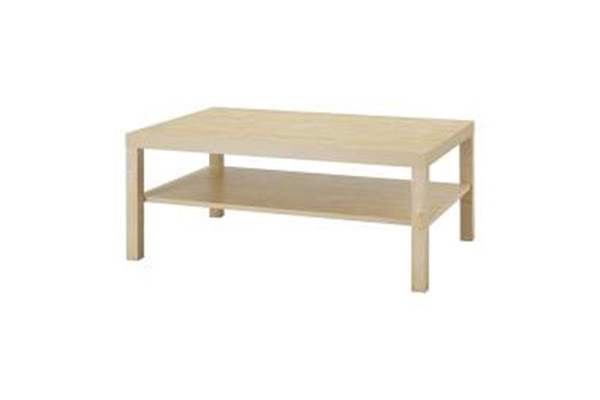 Birch Rectangular Coffee Table