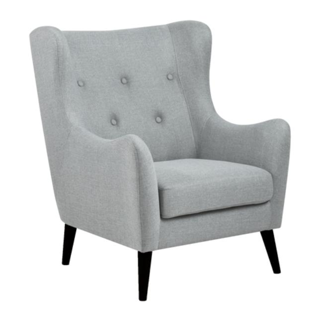 Grey Executive Armchair