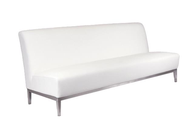 White Signature Sofa