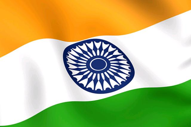 India Flag, 36