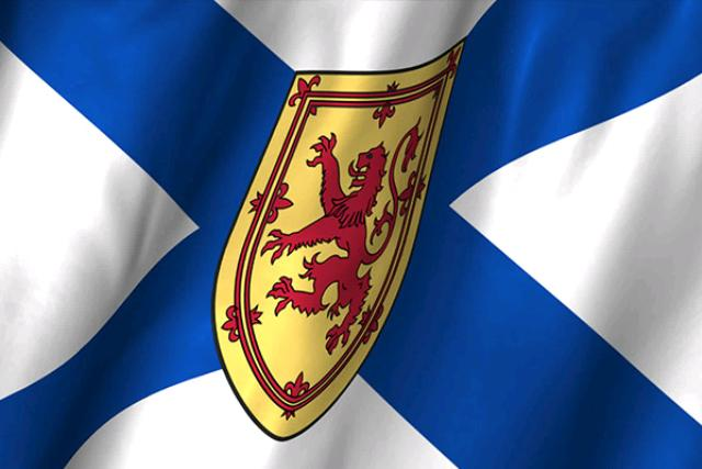 Nova Scotia Flag, 36