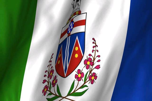 Yukon Flag, 36