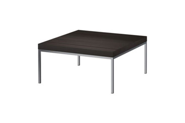 Square Black-brown Cambie Coffee Table